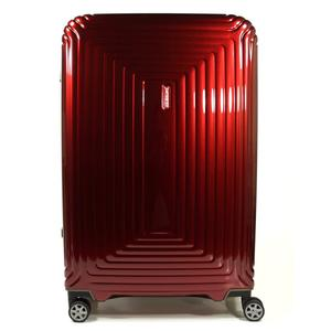 Samsonite 65754-1544 Neopulse Spinner 75cm Metallic Rot Trolley 94 L