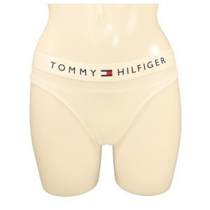 Tommy Hilfiger Damen Unterwäsche Thong Gr. XS Weiß UW0UW00064-100