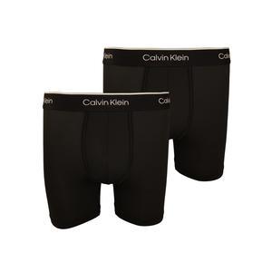 Calvin Klein Herren Boxershort 2er Pack Sport Boxer Brief L Schwarz