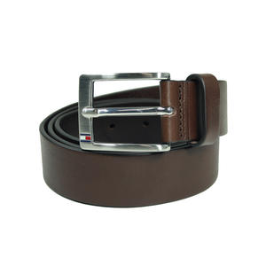 Tommy Hilfiger Herren Gürtel NEW ALY Belt Leder 100cm Braun E367895011