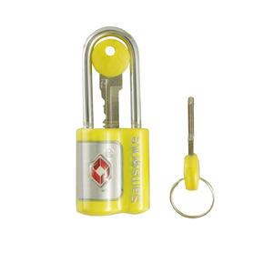 Samsonite 62131-1924 Safe Us Air Travel Key Lock Gelb TSA Schloss