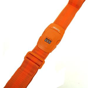 Samsonite 61610-1641 Save 3Combi Strap Orange Koffergurt Zahlenschloss