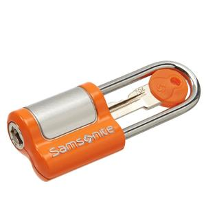 Samsonite 61600-1641 Key Lock 2 Orange Kofferschloss Gepäckschloss