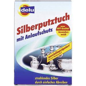 DELU SILBERPUTZTUCH
