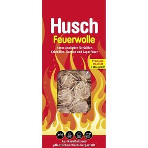 HUSCH FEUERWOLLE 400G
