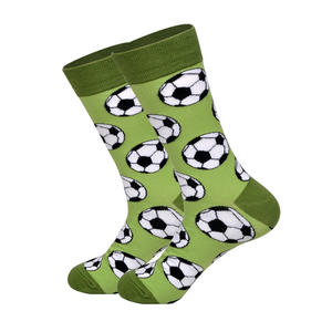 "Socken ""Sport Fußball"", medium cut, crew"