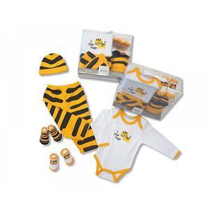 Geschenkset Baby - Tiger (5-teilig)