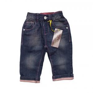 Tricky Tracks Girl Jeans blau