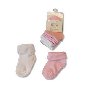 Baby Girl Socken - 2er Pack