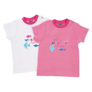 Jacky T-Shirt 2er-Pack MULTIPACK Girls für Mädchen