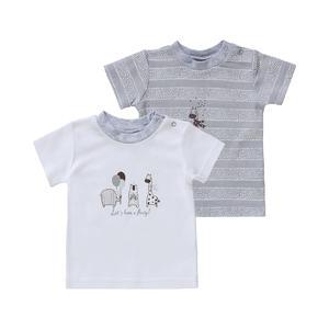 Jacky T-Shirt 2er-Pack MULTIPACK Unisex für Babys