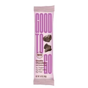 GoodtoGo KETO Riegel - Schokolade (40g)