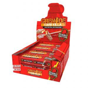 Grenade - Carb Killa® Proteinriegel Peanut Nutter Box (12x60g)