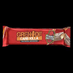 Grenade - Carb Killa® Proteinriegel Peanut Nutter (60g)