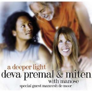 CD - Deva Premal & Miten & Manose - A deeper light