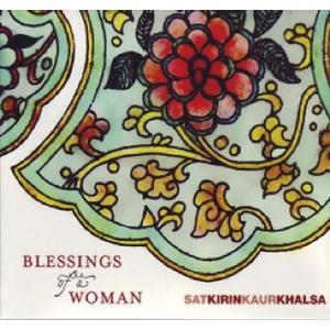CD - Sat Kirin Kaur Khalsa - Blessings of a Woman