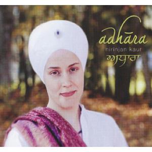 CD - Nirinjan Kaur Khalsa - Adhara