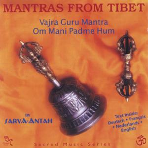 CD - Sarva Antah - Mantras from Tibet