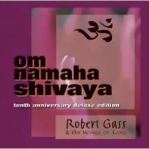 CD - Gass Robert & On Wings of Songs - Om namah shivaya
