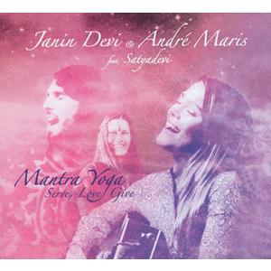 CD - Janin Devi Mantra Yoga - Serve, Love, Give