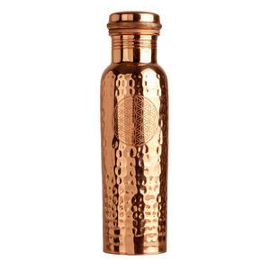 Kupferflasche mit Blume des Lebens 650 ml