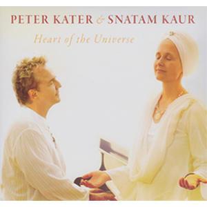 CD - Snatam Kaur & Peter Kater - Heart of the Universe