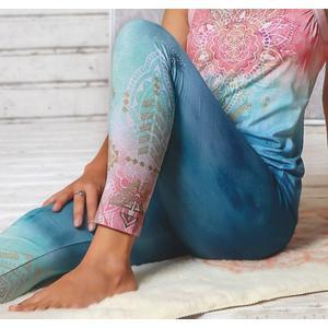 Legging Yogahose Indigio BIO