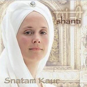CD - Snatam Kaur - Shanti