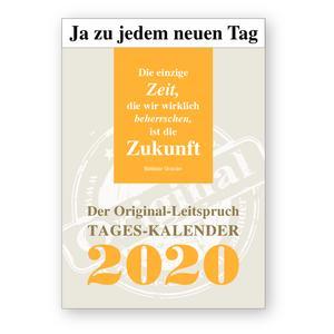 Tages Kalender 2020