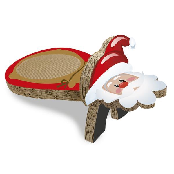 Kratzbaum XMas Santa Claus