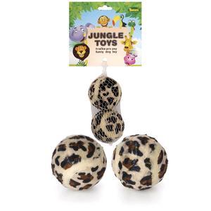 Hunde Spielzeug Jungle Ball 6 cm