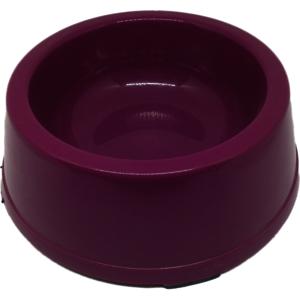 Kunststoffnapf Light 350 ml Bordeaux