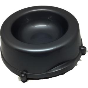 Kunststoffnapf Heavy 350 ml/14,5 cm Silbergrau