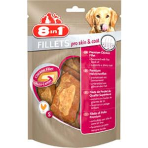 8 in 1 Fillets Pro Skin & Coat 80g