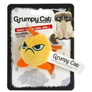 Grumpy Cat Goldfisch Ball