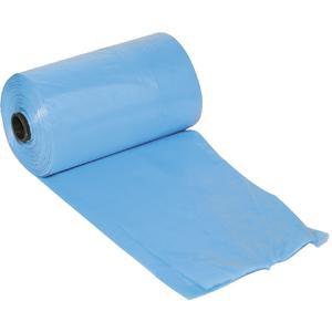 Kotbeutel 3 x 20 Stk. Rolle Blau