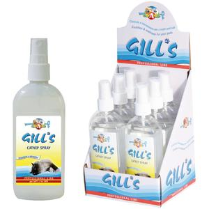 Gill´s Cat Nip Spray 150ml (Katzenminze)