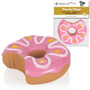 Vinyl Doughnut Pink 10 cm