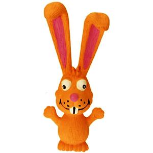 Latexspielzeug Ohren 18cm Orange