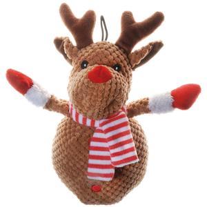 Plüschspielzeug Christmas Band Renntier 25 cm