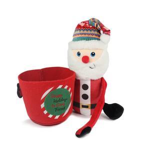 Christmas Geschenkehalter Santa Claus