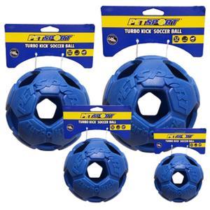 Turbo Kick Soccer Ball Blau 10cm