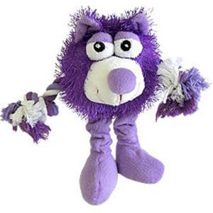 Hundespielzeug Monster Frieds Violett 21cm