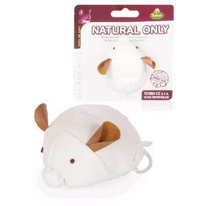 Natural Only Natur Katzenspielzeug Vibrierende Maus ca. 7 cm