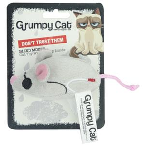 Grumpy Cat Blind Mice Don´t trust them