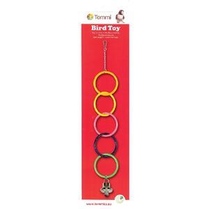 Olympische Ringe 23cm