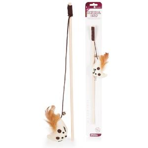 Natural Only Katzenangel Katzenkopf aus Jute 40 cm