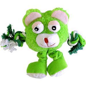 Hundespielzeug Monster Frieds Grün 21cm