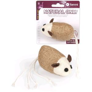 Natural Only Natur Spielmaus ca. 8 cm