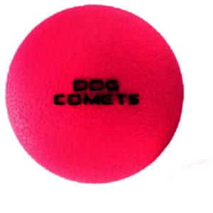 Dog Comets Ball Stardust Rosa Ø 6cm